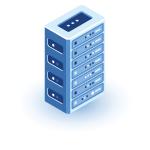 Single Server Illustration